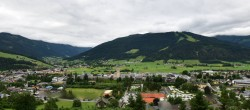 Archiv Foto Webcam Radstadt: Blick auf den Ort 02:00
