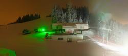 Archived image Webcam Panorama Astberg - SkiWelt Wilder Kaiser 22:00