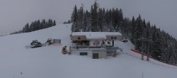 Archived image Webcam Panorama Astberg - SkiWelt Wilder Kaiser 02:00