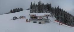 Archived image Webcam Panorama Astberg - SkiWelt Wilder Kaiser 04:00