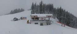 Archived image Webcam Panorama Astberg - SkiWelt Wilder Kaiser 06:00
