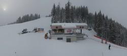 Archived image Webcam Panorama Astberg - SkiWelt Wilder Kaiser 08:00