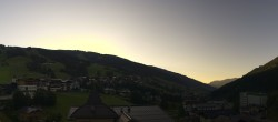 Archived image Webcam View over Saalbach - Alpinresort 00:00