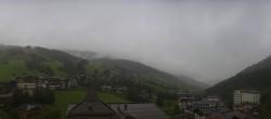 Archiv Foto Webcam Saalbach: Blick vom Alpinresort 13:00