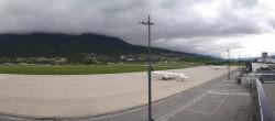 Archiv Foto Webcam Flughafen Innsbruck 10:00