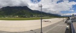 Archiv Foto Webcam Flughafen Innsbruck 12:00