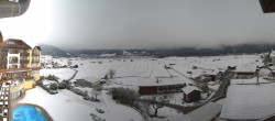 Archiv Foto Webcam Hotel Post Lermoos: Zugspitze 02:00