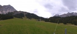 Archived image Webcam Ehrwalder Alm - Panorama 06:00