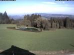 Archiv Foto Webcam Thurnerspur: Blick über St. Peter und St. Märgen zum Kandel 04:00