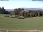 Archiv Foto Webcam Thurnerspur: Blick über St. Peter und St. Märgen zum Kandel 08:00