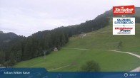 Archiv Foto Webcam Bergstation Gondelbahn Hochsöll 21:00
