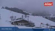Archived image Webcam Hochsöll Gondola - Top Station 19:00