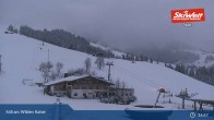 Archived image Webcam Hochsöll Gondola - Top Station 21:00