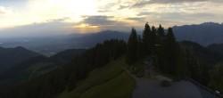 Archiv Foto Webcam Oberammergau - Panoramablick Bergstation Laber 00:00