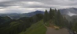 Archiv Foto Webcam Oberammergau - Panoramablick Bergstation Laber 06:00