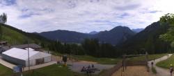 Archived image Webcam Oberammergau - Top station Kolben 06:00