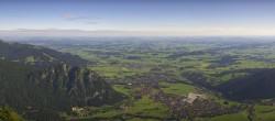 Archiv Foto Webcam Breitenberg - Ostlerhütte 02:00