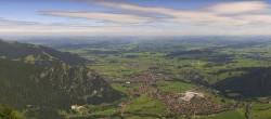 Archiv Foto Webcam Breitenberg - Ostlerhütte 04:00