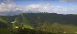 Archiv Foto Webcam Folgaria Lavarone Luserna - Alpe Cimbra 02:00