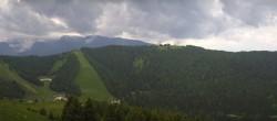 Archiv Foto Webcam Folgaria Lavarone Luserna - Alpe Cimbra 08:00