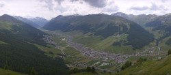 Archived image Webcam Livigno Panorama: Crap de la Pare 14:00