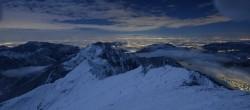 Archiv Foto Webcam Grignone: Grigna settentrionale (2410 m) 18:00