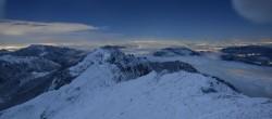 Archiv Foto Webcam Grignone: Grigna settentrionale (2410 m) 20:00