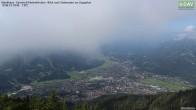 Archiv Foto Webcam Wankhaus - Blick zur Zugspitze 04:00
