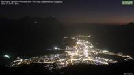 Archiv Foto Webcam Wankhaus - Blick zur Zugspitze 14:00