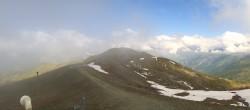 Archiv Foto Webcam Cervino Ski Paradise Chamois 04:00