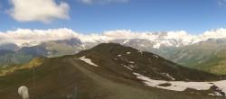 Archiv Foto Webcam Cervino Ski Paradise Chamois 06:00