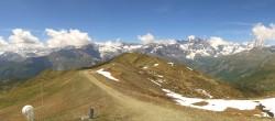 Archiv Foto Webcam Cervino Ski Paradise Chamois 08:00