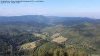 Archiv Foto Webcam Buchkopfturm Schwarzwald - Blick nach Westen 04:00
