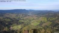 Archiv Foto Webcam Buchkopfturm Schwarzwald - Blick nach Westen 08:00
