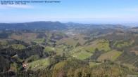 Archiv Foto Webcam Buchkopfturm Schwarzwald - Blick nach Westen 10:00