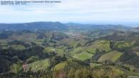 Archiv Foto Webcam Buchkopfturm Schwarzwald - Blick nach Westen 12:00