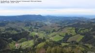 Archiv Foto Webcam Buchkopfturm Schwarzwald - Blick nach Westen 14:00