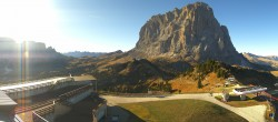 Archived image Webcam Val Gardena: Top station Ciampinoi 04:00