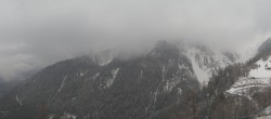 Archiv Foto Webcam Courmayeur Checrouit Panorama 02:00