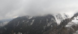 Archiv Foto Webcam Courmayeur Checrouit Panorama 06:00
