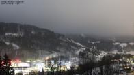 Archiv Foto Webcam Gsteig - Blick zur Zugspitze 23:00
