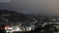 Archiv Foto Webcam Gsteig - Blick zur Zugspitze 01:00