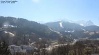 Archiv Foto Webcam Gsteig - Blick zur Zugspitze 12:00
