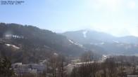 Archiv Foto Webcam Gsteig - Blick zur Zugspitze 13:00