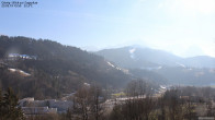 Archiv Foto Webcam Gsteig - Blick zur Zugspitze 14:00