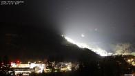 Archiv Foto Webcam Gsteig - Blick zur Zugspitze 19:00