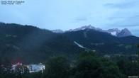 Archiv Foto Webcam Gsteig - Blick zur Zugspitze 20:00