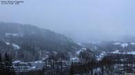 Archiv Foto Webcam Gsteig - Blick zur Zugspitze 06:00