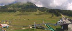 Archiv Foto Webcam Cervino Ski Paradise Winterpark 09:00