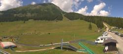 Archiv Foto Webcam Cervino Ski Paradise Winterpark 13:00